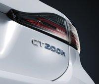 Lexus Dark Ride: conoce el nuevo Lexus CT 200h