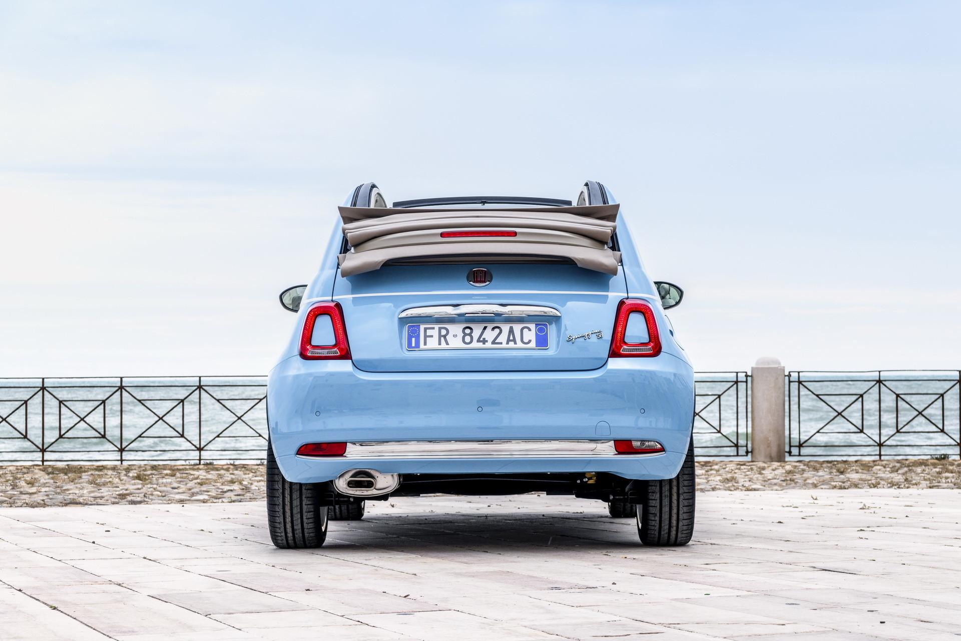 Foto de Fiat 500 Spiaggina 58 (4/17)