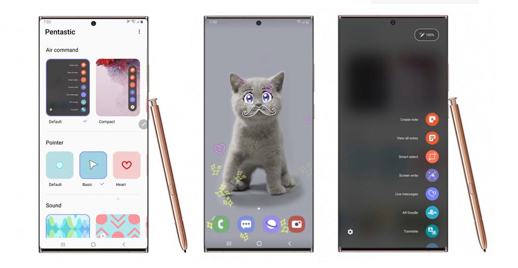 Samsung Good Lock se actualiza con 3 nuevas app para personalizar el S Pen, el fondo de monitor y el teclado