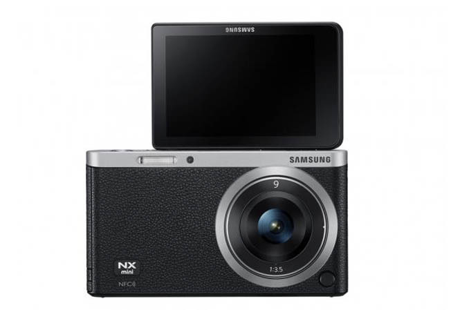 Foto de Samsung NX Mini (6/10)