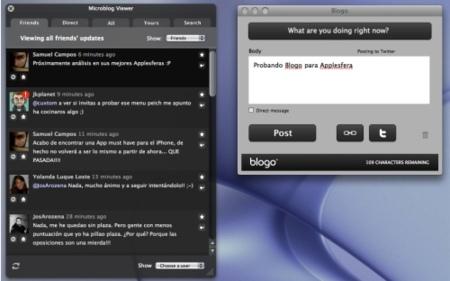 Blogo, interesante herramienta para editar blogs