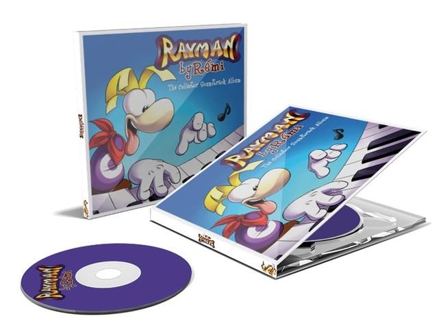 Rayman Album Kickstarter