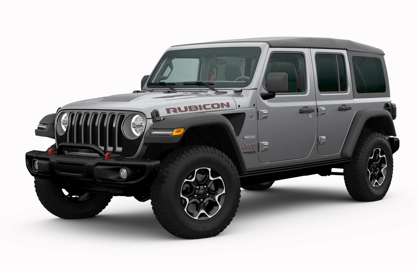 2021 Jeep Wrangler Rubicon Price