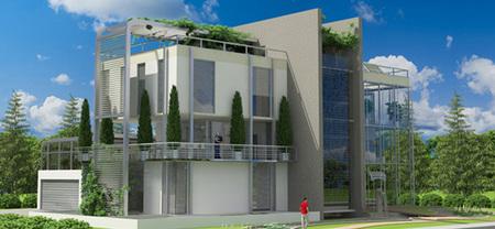 Una casa autosuficiente, la quimera ecológica es posible