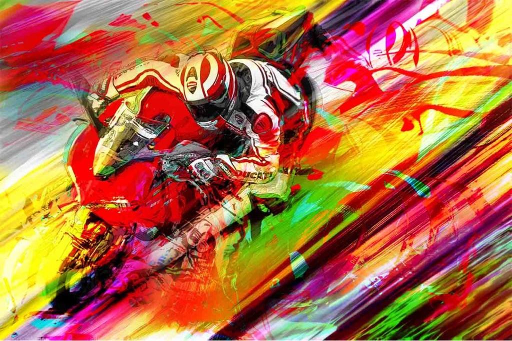Ducati Bearty 5
