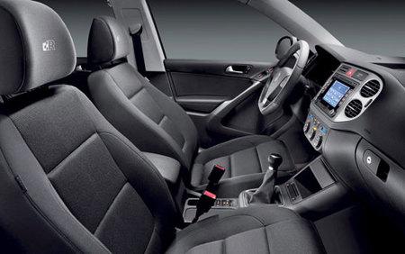 Interior del Volkswagen Tiguan R-Line