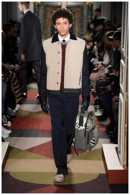 Valentino Men Fall Winter 2015 Menswear Collection 031