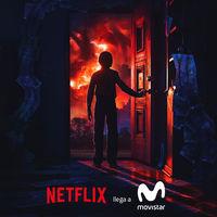 Ya es oficial: Netflix llega a Movistar el lunes 10 de diciembre