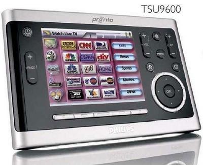 Actualización del Philips Pronto TSU9600