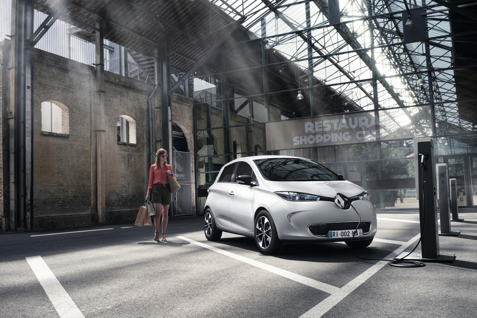 Foto de Renault ZOE ZE 40 (20/21)