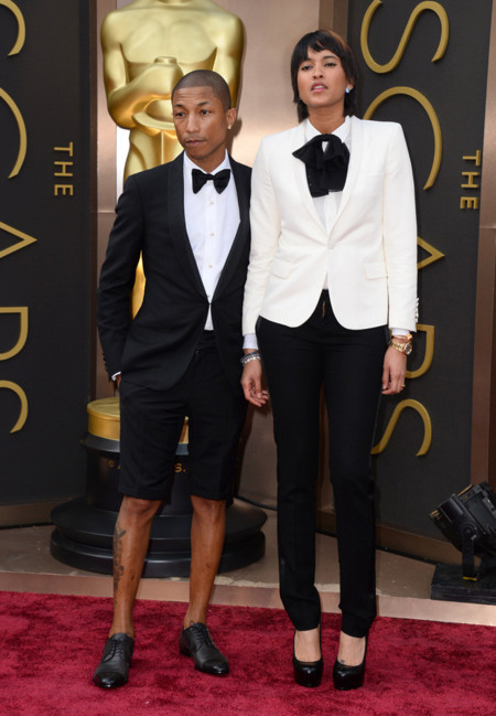 Pharrell Williams</ Oscar 2014