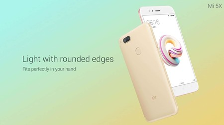 Xiaomi Mi5X, el hermano mellizo del Mi A1, por 156 euros y envío gratis