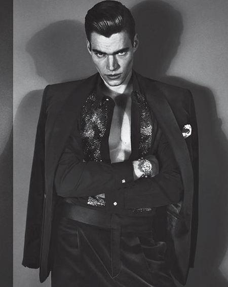 Adelanto de la campaña de Versace Otoño-Invierno 2012/2013, de nuevo con Mert & Marcus