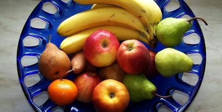 Comida Eficaz Eficiente Fruta