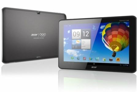 El tablet de los Juegos Olímpicos será de Acer