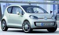 Skoda podría sacar su versión del Up! Concept (futuro Volkswagen Lupo)