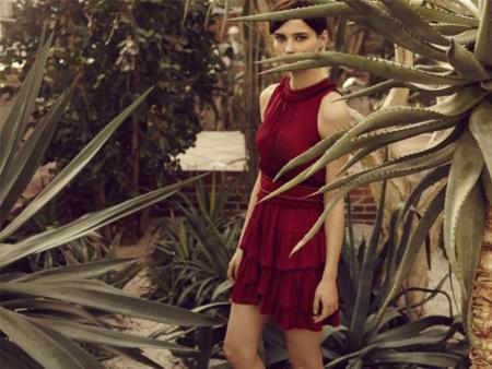 Isabel Marant Clon Vestido Primavera Verano 2015 Sfera