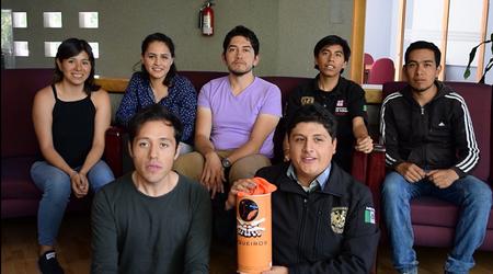 """Estudiantes de la UNAM participarán en """"CanSat Competition"""" organizado por la NASA"""