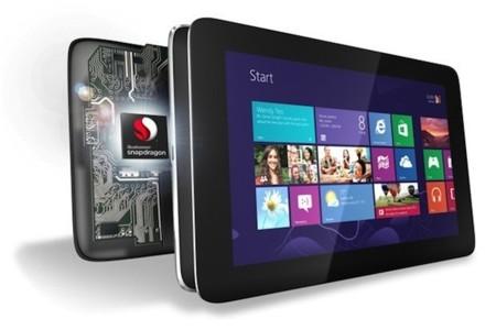 Qualcomm ofrece sus Snapdragon 800 a tablets con Windows RT 8.1
