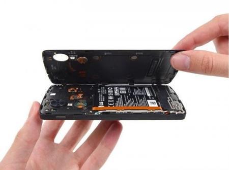 iFixit lo hace de nuevo, desmonta un Nexus 5