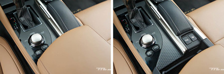 Lexus GS 300h F Sport Parking