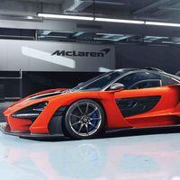 Con lo que costó el último McLaren Senna podrías comprar hasta cuatro Lamborghini Aventador