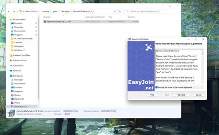 Instalar Easyjoin En Windows 10