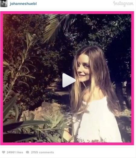 Este 2014 comienza con el anuncio de una boda: Olivia Palermo. ¿Cómo será su vestido de novia?