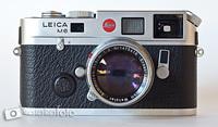 Cámaras Clásicas: Leica M6 TTL