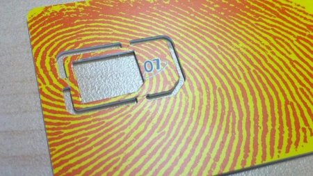 El próximo iPhone podría tener la tarjeta SIM integrada en un chip