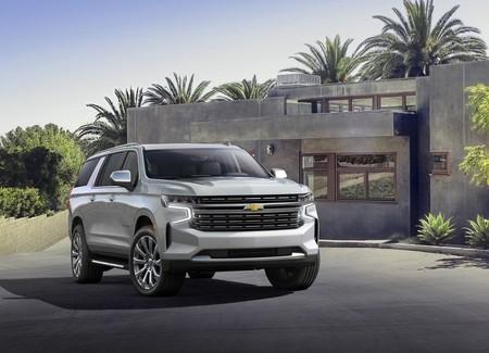 Chevrolet Suburban 2021 1600