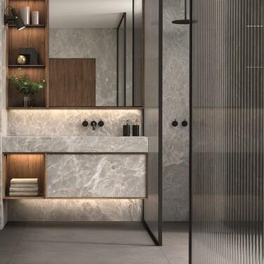 En baños y cocinas la piedra natural es tendencia. Y Cosentino presenta cinco nuevos (y elegantes) colores