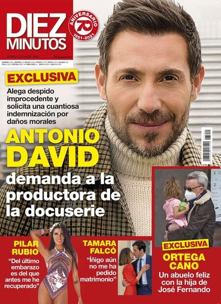 Diez Minutos Antonio David Flores