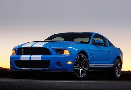 Ford Mustang Shelby Gt500 2010 1280 03