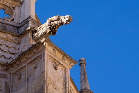 La gárgola del fotógrafo de la catedral de Palencia y otro misterio fotográfico