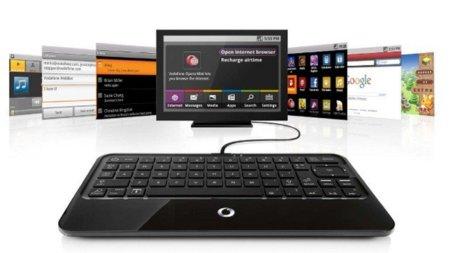 Vodafone Webbox, el teclado que convierte la tele en un portal a Internet