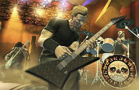 'Guitar Hero: Metallica', primeras imágenes