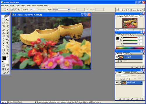 Foto de Evolución de la interfaz de Adobe Photoshop desde 1989 (20/24)