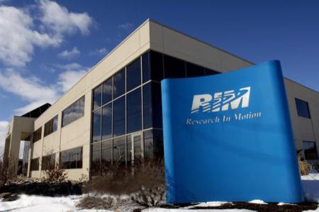 RIM podría estar considerando dividir las divisiones de terminales y mensajería con diferentes propósitos