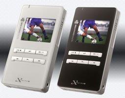 X-Nine: Reproductor y grabador de vídeo portátil
