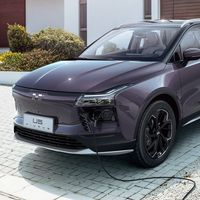 La start-up china Aiways tiene casi listo su SUV eléctrico: se llamará U5 y aterrizará en Europa este 2019