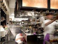 Las cocinas de los restaurantes de Nueva York