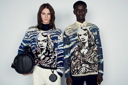 Nueve suéteres vistos en pasarela que le sumarán un toque colorido y artístico a tu look