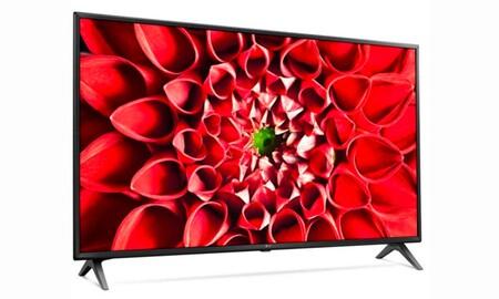 En eBay tienes la tele perfecta para gastar poco y tener muchas pulgadas para tu salón: LG 55UN7100LB, con 55 pulgadas 4K,  por 444 euros