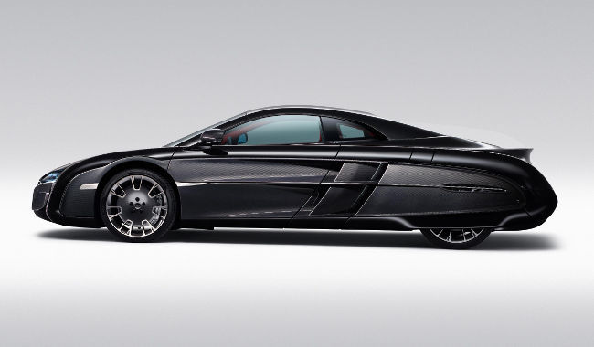 McLaren X1 Concept lateral
