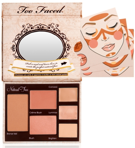 Too Faced nos propone una belleza natural en la primavera con Natural Beauty