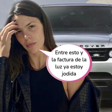 Laura Matamoros, víctima del vandalismo callejero: así ha quedado su cochazo de lujo tras esta gamberrada