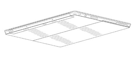 Microsoft obtiene las patentes sobre el diseño de Surface