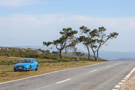 Audi S4 Avant Prueba 10