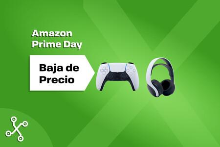 Acompaña la PS5 con el pack del mando DualSense y los auriculares PULSE 3D a 139,99 euros en Amazon por el Prime Day